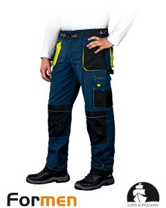 Safety Trousers FORMEN LH-FMN-T_GBY