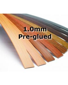 PVC Edging Pre-glued 1.0mm 100m Roll