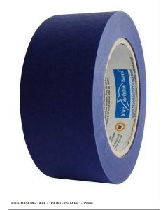 BDT Tape - PAINTER'S BLUE PAPER TAPE - 48MM X 50M
