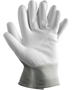 White Painters Gloves