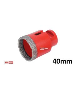 Tile Drill 40mm to fit angle grinder – M14