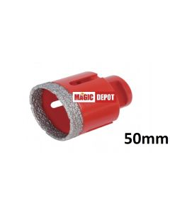 Tile Drill 50mm to fit angle grinder – M14