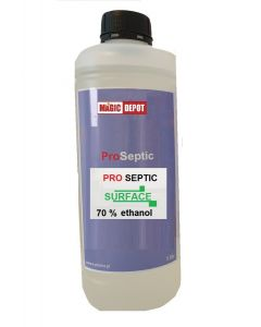 ProSeptic Clear  LIQUID 1Ltr antibacterial for SURFACE