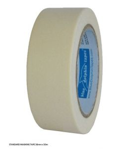 BDT Tape - MASKING TAPE ''STANDARD''- 38MM X 50M