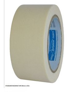 BDT Tape - MASKING TAPE ''STANDARD''- 48MM X 50M