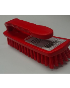 TAL Hand brush with handle - plastic frame 361209