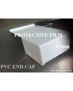PVC End Caps for Aluminium Thermal Sill
